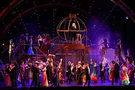 Strauss The Bat Premieres At Belarus Bolshoi Theater