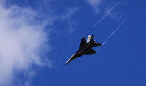 Aviones de combate MiG-29