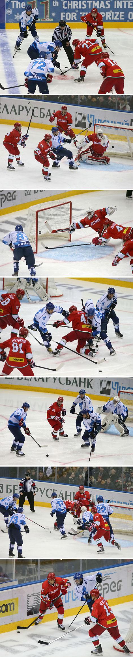 Беларусь в 9-й раз стала победителем рождественского турнира