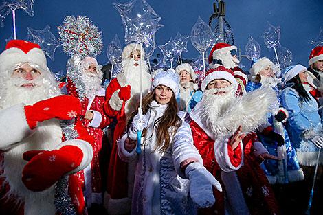 В Еманжелинске и Красногорском стартовали новогодние конкурсы ... | 313x470
