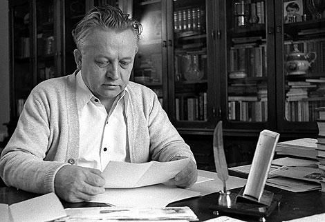 ДОСТОЯНИЕ БЕЛАРУСИ: народный писатель Иван Шамякин
