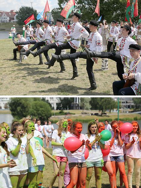How Tankmen Day was celebrated in Minsk 47