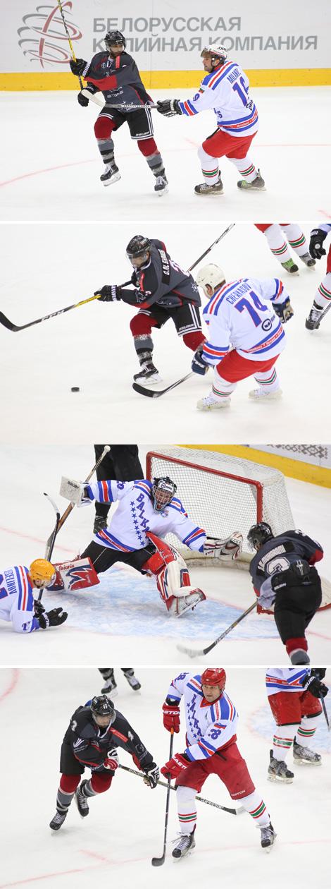 Напомним, рождественский турнир любителей хоккея проходит в минске уже в шестой раз