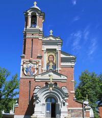 Усыпальница князей Святополк-Мирских