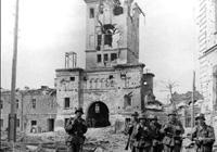 Брестская крепость во время Великой Отечественной войны