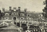 Брестская крепость в начале XIX века