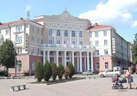 "Гостиница ""Двина"" в Полоцке"