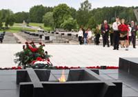 Мемориал площадь Памяти и Вечный огонь