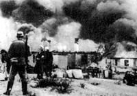22 сакавіка 1943 года ў вёсцы Хатынь