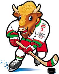 Талисман чемпионата мира по хоккею-2014