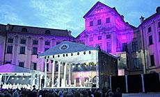 """Фестиваль оперного и балетного искусства """"Вечера Большого театра в замке Радзивиллов"""""""