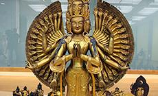 """Выставка """"Искусство Буддизма"""" из фондов Государственного Эрмитажа"""