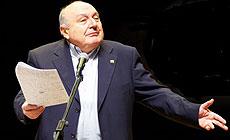 Михаил Жванецкий в Минске