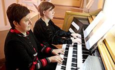 """XXI Международный фестиваль органной музыки """"Званы Сафii"""" в Полоцке"""