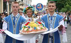 XI Республиканский фестиваль национальных культур в Гродно