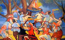 Выставка к 125-летию художника Михаила Филипповича