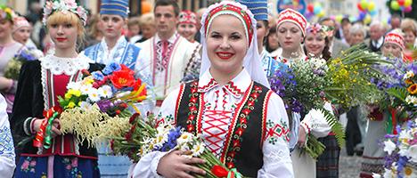 Республиканский фестиваль национальных культур в Гродно