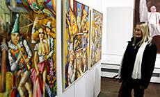 """V Белорусская биеннале живописи, графики и скульптуры """"БИ-5"""""""