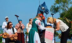 International festival Lepel Tsmok Welcomes