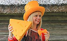 Cheese Festival near Minsk