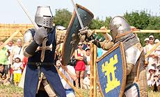 Knights' Festival. Mstislavl 2015