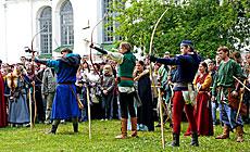 Medieval Festival Rubon