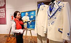 Vladimir Mulyavin. Great Maestro's Legacy expo in Minsk