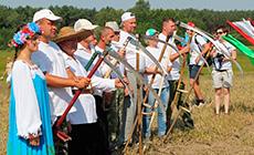Sporovskiye Senokosy 2016 eco festival