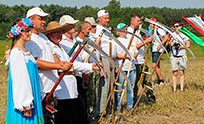 Sporovskiye Senokosy eco festival