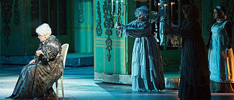 The Queen of Spades in Bolshoi Theater of Belarus