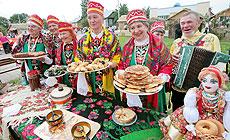Motalskiya Prysmaki food festival