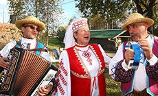 Countryside tourism festival Zaborsky Fest
