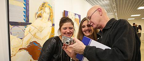 International exhibition From Lisbon through Minsk to Vladivostok