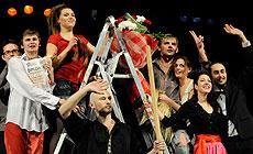 International Festival of Student Theaters Teatralny Kufar