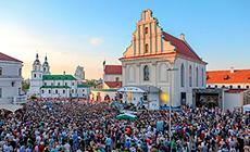 Jazz Nights at Minsk Town Hall