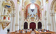 The 20th International Festival of Organ Music St. Sophia's Bells