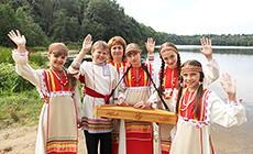 International orthodox youth festival Hodegetria