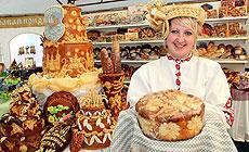 Bread Festival in Minsk
