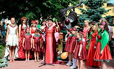 Cherry Festival in Glubokoye