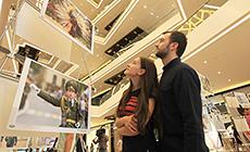 BelTA's summer photos on display in Galleria Minsk