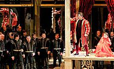 Rigoletto at Bolshoi Theater of Belarus
