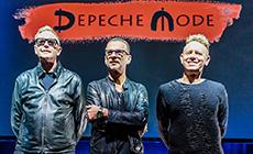 Depeche Mode concert in Minsk