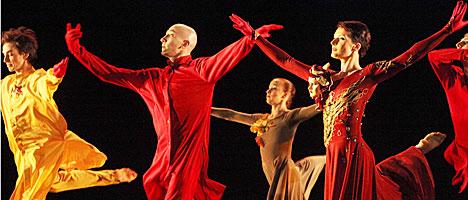 IFMC International Festival of Modern Choreography in Vitebsk