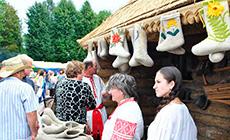 Dribinskie Torzhki Arts and Crafts Festival