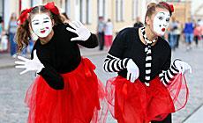 Minsk Street Theater Forum