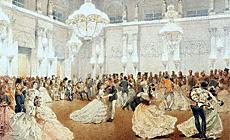 Ball at Sophia of Halshany's