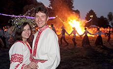 Ivan Kupala Festival (Alexandria Gathers Friends)