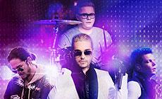 Група Tokio Hotel у Мінску