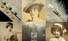 """Выстаўка """"Дух часу і раскошы: мода і стыль 1820-1920 гадоў"""""""
