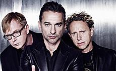 Depeche Mode ўпершыню ў Мінску